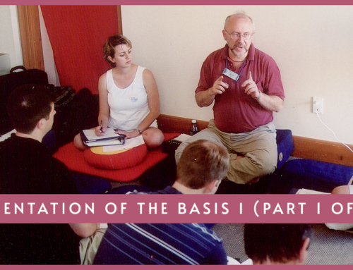 PRESENTATION OF THE BASIS I (Part 1 of 2)